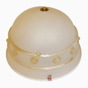 Italian Ceiling Light by Barovier for Barovier & Toso, 1960s