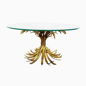 Mid-Century Glass Coffee Table, 1960s