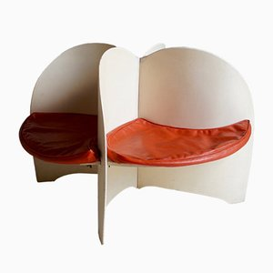 Mid-Century Propeller Chair, 1960s