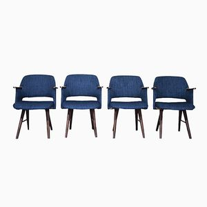FT30 Dining Chairs by Cees Braakman for Pastoe, 1960s, Set of 4