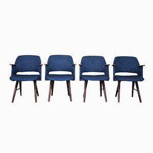 FT30 Esszimmerstühle von Cees Braakman für Pastoe, 1960er, Set of 4