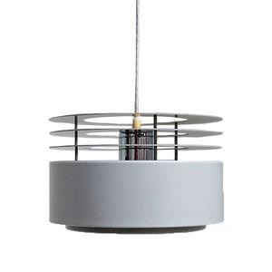White Hydra 2 Ceiling Lamp by Johannes Hammerborg for Fog & Mørup, 1970s