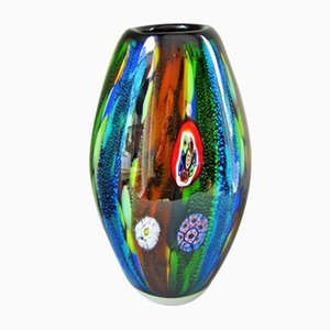 Vase aus Murano Glas, 1960er