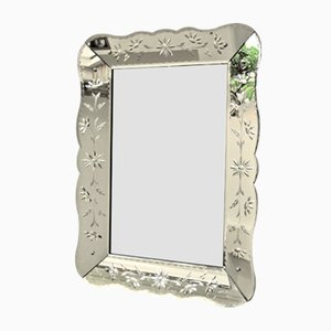 Specchio in stile Art Déco, anni '40