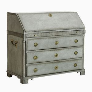 Antique Gustavian Bureau, 1790s