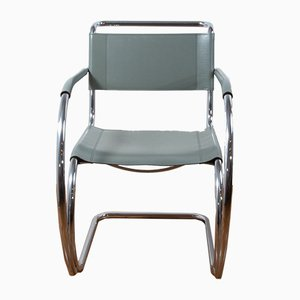 S533 Cantilever Chair by Ludwig Mies van der Rohe for Thonet, 1970s