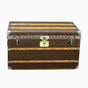 Vintage Steamer Trunk from Louis Vuitton