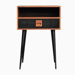 Danish Modern Teak Night Stand, 1960s