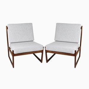 Sessel von Peter Hvidt für France & Søn, 1960er