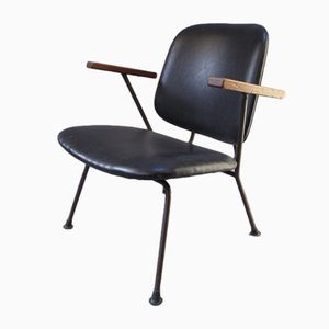 Mid-Century Easy Chair by Willem Hendrik Gispen for Kembo, 1953