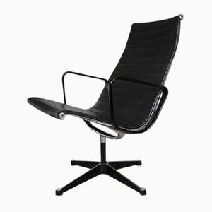 EA 116 Aluminium Group Lounge Chair by Charles & Ray Eames for Herman Miller, 1960s