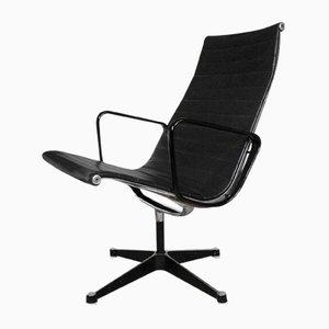 EA 116 Aluminium Group Sessel von Charles & Ray Eames für Herman Miller, 1960er
