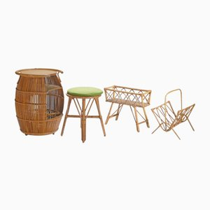 Garden Set by Adrien Audoux & Frida Minet, 1950s