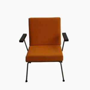 Vintage 415 Sessel von Wim Rietveld für Gispen, 1950er