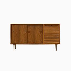 Vintage Modernart Series Walnut Veneer Sideboard by William Watting for Fristho