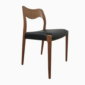 Dining Chair by Niels O. Møller, 1960s