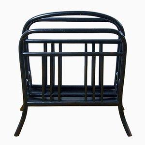 Model 33 Bentwood Newspaper Stand from Thonet, 1900s