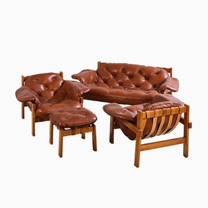 Vintage Senator Sofa Set, 1970er