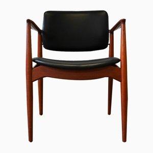 Chaise de Bureau Modèle 67 par Erik Buch pour Orum Mobelfabrik, 1960s
