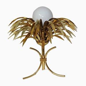 Vintage Palm Tree Lamp