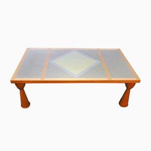 Table Basse par Ettore Sottsass pour Zanotta, Italie,1980s