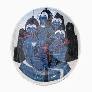 Bowl by Marcello Fantoni, 1960s