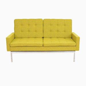 Model 66A Fabric Sofa by Florence Knoll Bassett, 1958