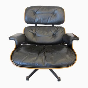 Rosewood Lounge Chair by Charles & Ray Eames, 1960s