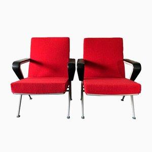 Repose Stühle von Friso Kramer für Ahrend De Cirkel, 1972, 2er Set