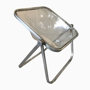 Piona Folding Chair by Giancarlo Piretti for Castelli, 1969
