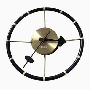 Horloge de Pilotage par George Nelson pour Howard Miller, 1955