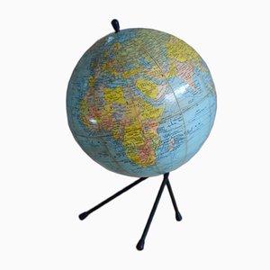 Globe du Monde Tripode Vintage de Michard Paris