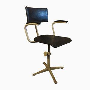 Chaise de Bureau Industrielle par Friso Kramer pour Ahrend Cirkel, 1973