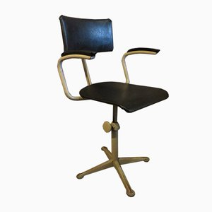 Industrial Office Chair by Friso Kramer for Ahrend Cirkel, 1973