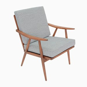 Boomerang Armchair from TON, 1970s