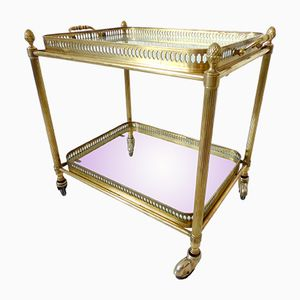 Serving Trolley from Maison Jansen, 1950s