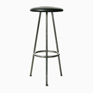 Vintage Tripod Bar Stool by Max Bill for Horgenglarus