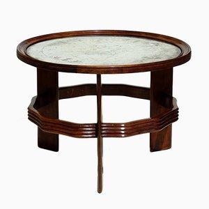 Great Vintage Italian Art Deco Coffee Table By Vittorio Valabrega