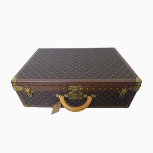Vintage Alzer 65 Monogrammed Canvas Suitcase from Louis Vuitton