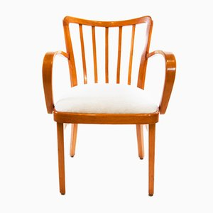 Mid-Century Armchair by Josef Frank for Thonet