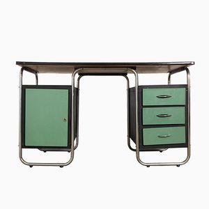 Bauhaus Stil Schreibtisch, 1950er