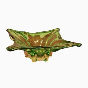 Vintage Murano Glasschale