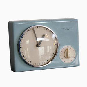Horloge de Cuisine Mid-Century de Junghans Meister, 1960s