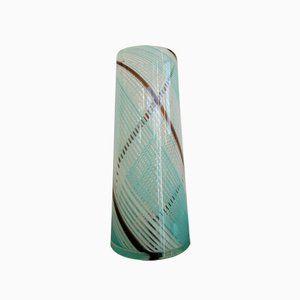 Italian Glass Vase by Dino Martens for Aureliano Toso, 1954