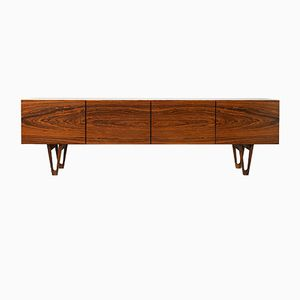 Rosewood Sideboard by Ib Kofod-Larsen for Säffle Möbelfabrik, 1958