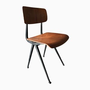 Vintage First Edition Result Chair by Friso Kramer for Ahrend De Cirkel