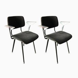 Revolt Chair by Friso Kramer for Ahrend De Cirkel, 1965, Set of 2