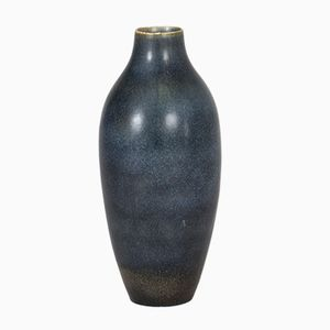 Stoneware Floor Vase by Carl-Harry Stålhane for Rörstrand, 1950s