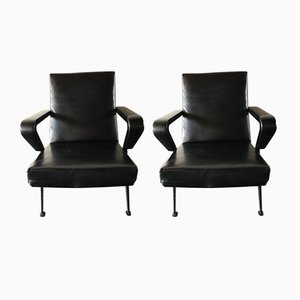 Repose Chairs by Friso Kramer for Ahrend De Cirkel, 1968, Set of 2