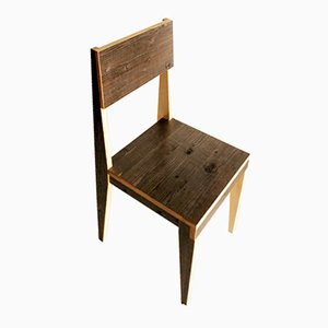 Old Wood Chair by Marco Caliandro